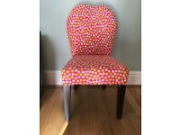 Childs small chair