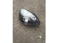 Renault Clio sport drivers side headlight