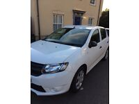 Dacia Sandero. Reduced for quick sale - low mileage
