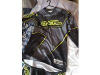 Oneil motocross gear