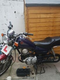 Yamaha sr 125cc