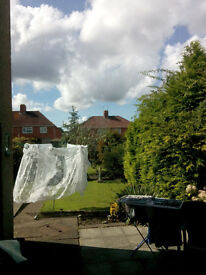 Large Double Room in House w/Garden (Fishponds, near cycle path, eco-friendly household)