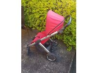 Baby pushchair Oyster Jule