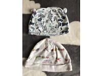 Baby boys hats
