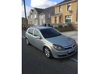 2006 Vauxhall Astra diesel MOT till November