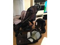 Mothercare Pushchair ( trenton travel system)
