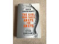 The Girl Who Takes An Eye For An Eye, David Lagercrantz, paperback