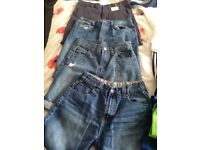 Boys age 9/10 quality bundle,some never worn,ex cond