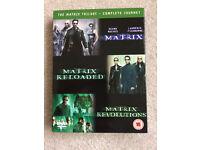 The Matrix Trilogy - Complete Journey (DVD)