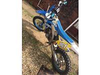 TM 300 EN 2009 enduro/motocross road registered