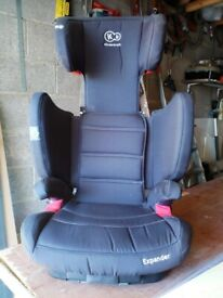 Two child car seats