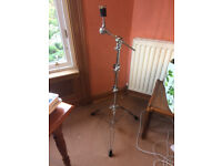 Thomann Cymbal Boom Stand Millenium CB-901 Pro Series, for £25