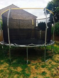 Trampoline for sale 100