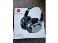 Motorola Pulse Max Headphones