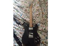 Fender telecaster MIM Custom