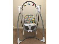 Graco Duo 2-in-1 Swing and Bouncer