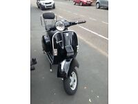For Sale, Vespa PX125 Disc