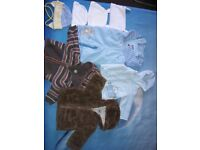 baby boy clothes 0-3
