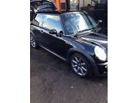 Mini cooper s 1.6 supercharged 2004 80k on clock £2650 ono or decent swap