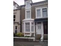 Stone Fronted terraced house in Bare, Morecambe