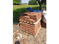 Used rosemary roof tiles