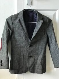 Boys Tweed Jacket age 7-8