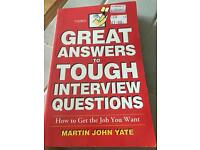 Book on interview questions