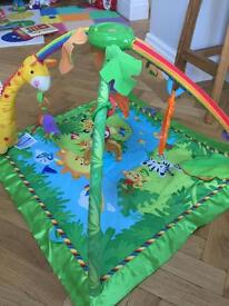 Fisher price baby gym for sale