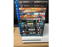X19 blu ray dvds Harry Potter skyline