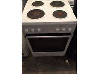 Gorenje White Very Nice 60cm Wide Electric Cooker (Fully Working & 4 Month Warranty)