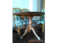 For Sale in Fulham - Dining table & chairs, Wall & TV Unit