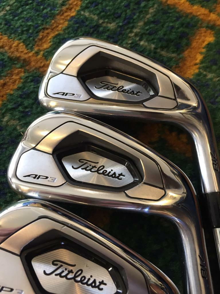 Immaculate Titleist AP3 irons 3-PW | in Four Winds, Belfast | Gumtree