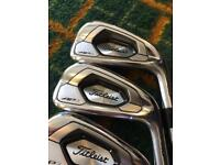 Immaculate Titleist AP3 irons 3-PW