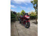 Honda CBR600F 28000 . History . 12 Month MOT