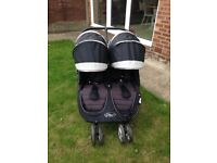 Double Buggy City Mini Baby Jogger