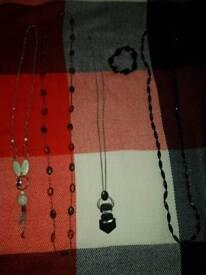 Costume jewellery set