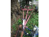 Boat trailer for sale excellent condition