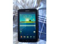 Samsung galaxy tab 3 all been reset ready to use in vgc similar to Ipad good tablet bargain