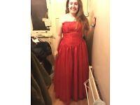 Beautiful Designer Prom Dress! Worn Once!