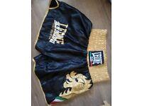 Muay thai boxing shorts