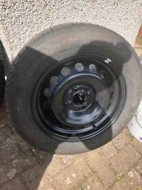 Wheel for sale. Never been used