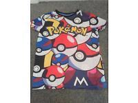 Pokemon t-shirt size 10-11yrs