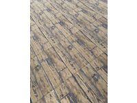 Plank Pine Carpet Tiles