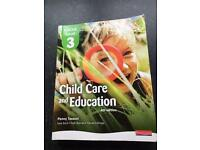Level 3 Childcare books