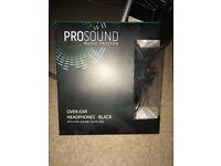 Prosound headphones