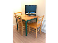Dining Table & Chairs + Other Furniture