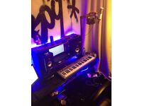 full studio recording Equipment