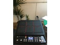 Roland SPD SX + APC-33 Clamp Set + Stagg Stand