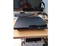 Playstation 3 slim 1TB custom with home brew 3.55/4.81cfw plus controller
