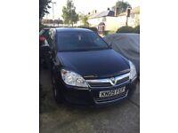 Vauxhall Astra 1.6 Black Tints 09 plate